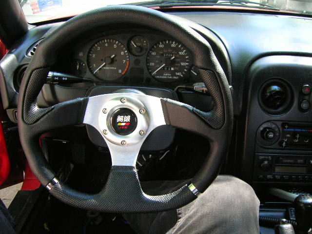 Aftermarket Steering Wheel