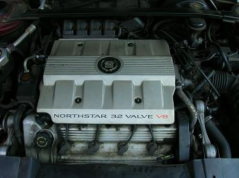 Cadillac Sts Engine on cadillac northstar engine starter location