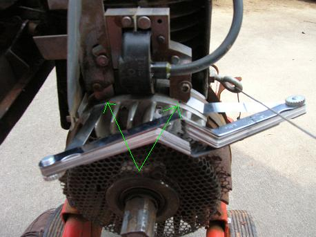 ignition coil gap