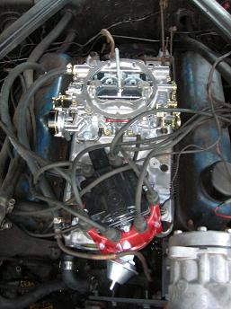 intake and carb